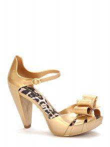 Petite Jolie Dámské sandály 11/1066_GOLD