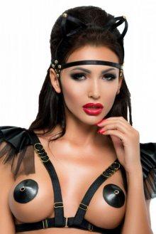 Me Seduce MK06 Maska na oči Univerzální černá