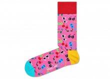 Shades Ponožky Happy Socks | Růžová Vícebarevná | Dámské | 36-40