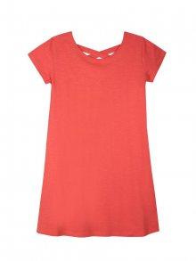 Šaty červená 36