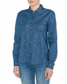 Layla Košile Pepe Jeans | Modrá | Dámské | XS