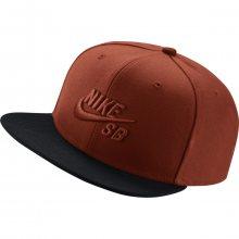 Nike U Pro Cap oranžová Jednotná