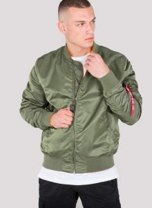 Bomber Green MA-1 VF LW USAF Men XL