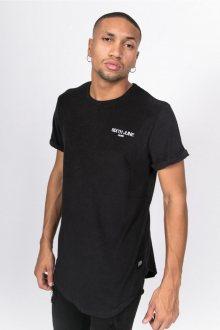 Tričko Black Towel Logo černá M