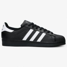 Adidas Superstar Foundation Muži Boty Tenisky B27140 Muži Boty Tenisky Černá US 10,5