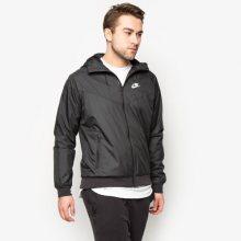 Nike Bunda M Nsw Wr Jkt Oblečení Podzimní Bundy 727324-010 Oblečení Podzimní Bundy Černá US XXL