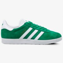 Adidas Gazelle Ženy Boty Tenisky Bb5477W Ženy Boty Tenisky Zelená US 5,5