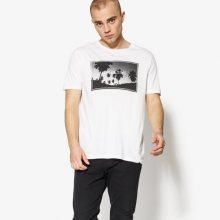 Confront Tričko Ss Tropics Muži Oblečení Trička Cf18Tsm80001 Muži Oblečení Trička Bílá US S