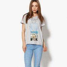 Confront Tričko Ss Iris Ženy Oblečení Trička Cf18Tsd22001 Ženy Oblečení Trička Šedá US L