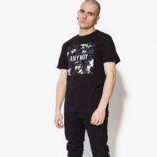 Confront Tričko Ss Ansie Muži Oblečení Trička Cf18Tsm17001 Muži Oblečení Trička Černá US XL