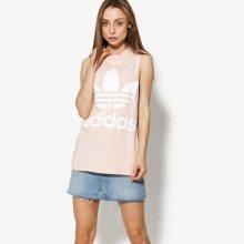 Adidas Top Trefoil Top Ženy Oblečení Trička Ce5583 Ženy Oblečení Trička Růžová US M