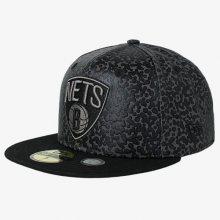 New Era Čepice Leo-Tone Brooklyn Nets Muži Doplňky Kšiltovky 80209858 Muži Doplňky Kšiltovky Šedá US 7