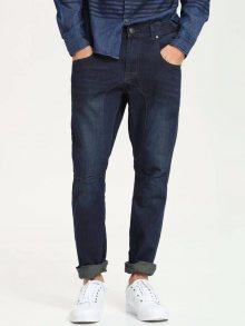 Kalhoty modrá tmavá W30/L32