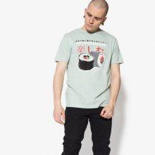 Confront Tričko Ss Sushi Muži Oblečení Trička Cf18Tsm15001 Muži Oblečení Trička Zelená US L