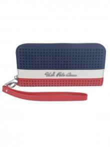 U.S. Polo ASSN. Dámská peněženka WAL037W-S7/01_NAVY-RED