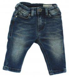 Jeans dětské Diesel | Modrá | Dívčí | 3 měsíce