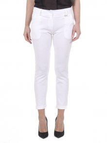 VERSACE 19.69 Dámské kalhoty 1041-Bianco