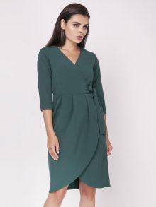 Foggy Dámské šaty FG109_GREEN