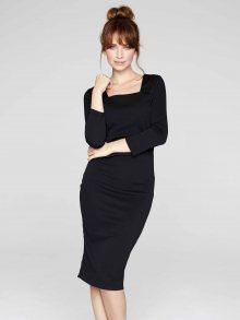Peperuna Dámské šaty PE120_BLACK