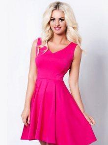 Cocoviu Dámské šaty S16C_pink
