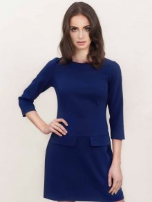 Misebla Dámské šaty, MSU0033_navy blue\n\n