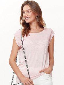 Tričko růžová 38