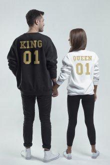 Set mikin King & Queen 01