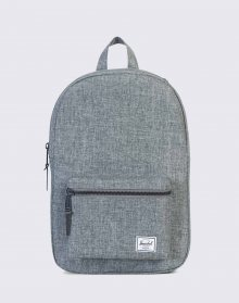 Herschel Supply Settlement Mid-Volume Raven Crosshatch