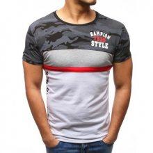 Pánské ORIGINAL tričko s potiskem černé
