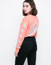 Obey DUSTY CORAL SHOCKBOUND WEB S