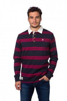 Brakeburn Pánské polo tričko BBMSWT002041F15_aw15 tmavě modrá