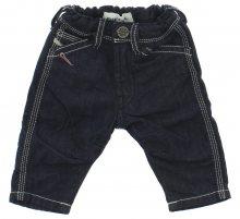 Jeans dětské Diesel   Modrá   Dívčí   9 měsíců