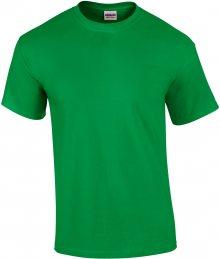 Tričko Gildan Ultra - Irská zelená S