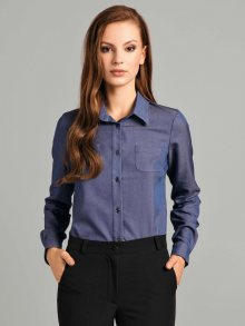 Misebla Dámská košile M0142_blue
