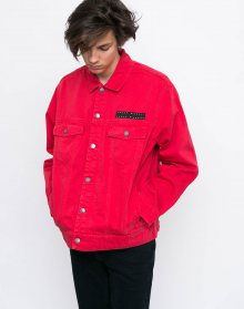 Cheap Monday Cred OD Red L