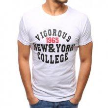 Pánské tričko ORIGINAL s potiskem bílé