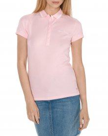 New Chiara Polo triko Tommy Hilfiger   Růžová   Dámské   XL