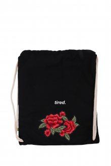 Vak Canvas Premium Tired Rose s nášivkou