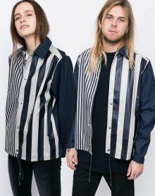 Rains LTD 69 Distorted Stripes L/XL