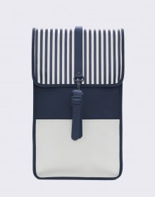 Rains LTD Backpack 69 Distorted Stripes