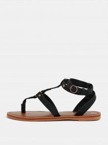 Černé dámské sandály Roxy Soria