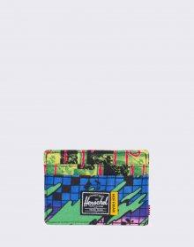 Herschel Supply Charlie RFID Check/Surf