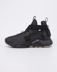 Nike Air Huarache City Black/Black-Dark Grey-Gum Light Brown 39