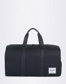 Herschel Supply Novel Black/Black Synthetic Leather