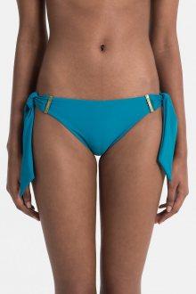 Calvin Klein tyrkysový spodní díl dvoudílných plavek Bikini