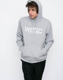 WeSC Hoodie Grey Melange L