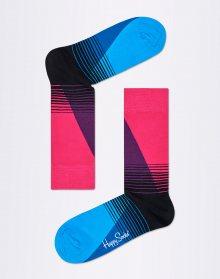 Happy Socks 80\'s Fade EIG01-9000 36-40