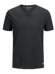 Černé tričko Jack & Jones Premium Benjamin