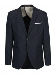 Tmavě modré oblekové sako Selected Homme Done