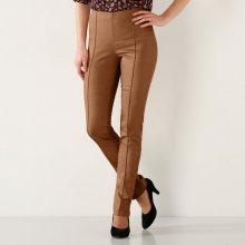 Blancheporte Kalhoty s prodlužujícím efektem karamelová 38